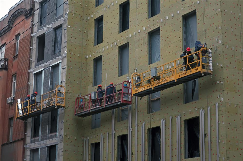 How To Protect a Construction Project in Progress